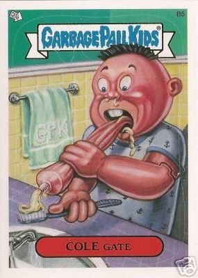 Garbage Pail Kids 4